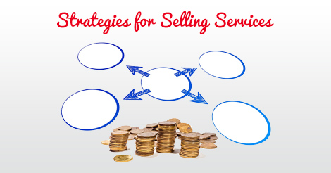 4 Strategies for Selling Service
