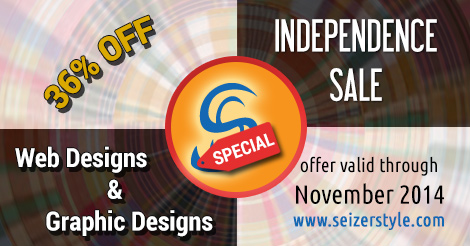 2014 Independence Sale