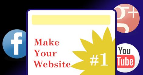 Make your website #1