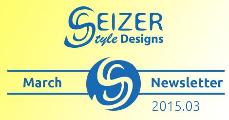 March 2015 Newsletter